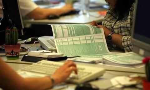 Φορολογικές δηλώσεις: Παράταση στην υποβολή - Πότε εκπνέει η προθεσμία
