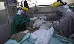 Κορονοϊός - Λάρισα: Αποσωληνώθηκε η 27χρονη γιατρός