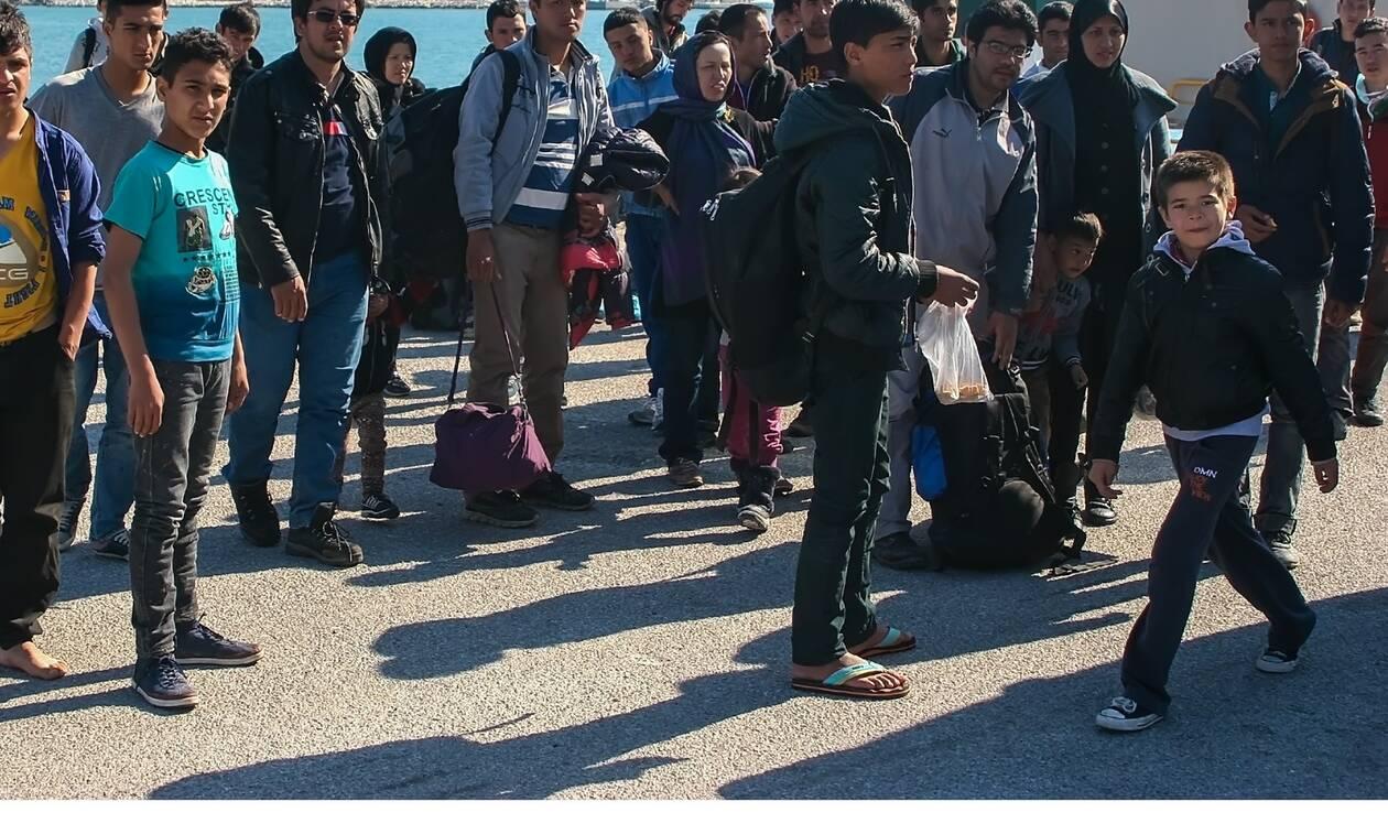 Κορονοϊός - Μυτιλήνη: Θετικός στον ιό μετανάστης που έφθασε στο νησί