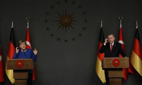 Ελληνοτουρκικά - Ερντογάν: Επικοινωνία με Μέρκελ και Μισέλ
