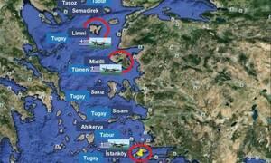 Τουρκικές προκλήσεις: Ξέφυγε η Yeni Safak - «Σε περίπτωση πολέμου, πρώτος στόχος τα νησιά»