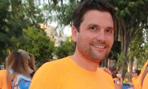 Ντίνος Σιωμόπουλος: Ανέβασε την πρώτη φωτό του νεογέννητου γιου του!
