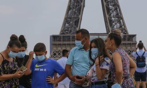 Κορονοϊός - Γαλλία: Σε υψηλό 4 μηνών ο αριθμός των ημερήσιων κρουσμάτων