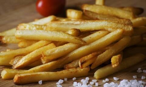 Έτσι θα ζεστάνετε ξανά τις τηγανιτές πατάτες (pics)