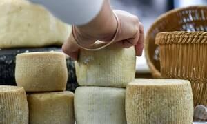 Εξαιρούνται τα ελληνικά τυριά από τους αμερικανικούς δασμούς