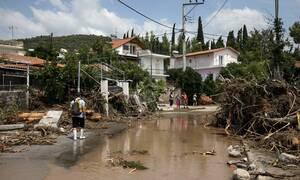 Πλημμύρες στην Εύβοια: Από σήμερα (14/8) το επίδομα στους πληγέντες