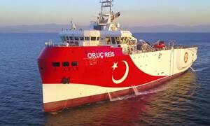 Oruc Reis: Δείτε πού βρίσκεται ΤΩΡΑ το τουρκικό ερευνητικό πλοίο