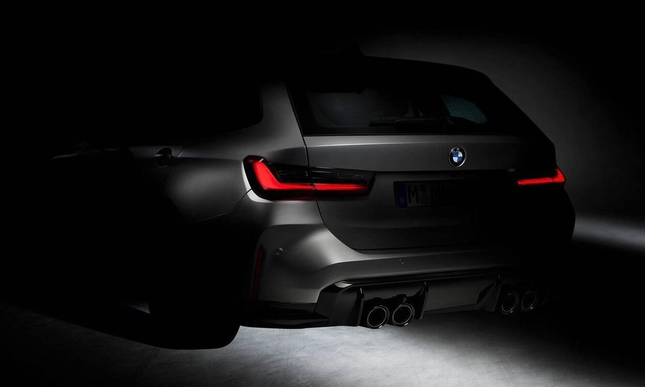 Επίσημο: Για πρώτη φορά η νέα BMW M3 και ως στέισον
