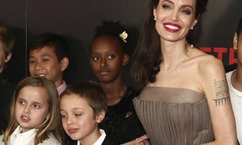 Angelina - Brad: Δύο λεπτομέρειες που δεν γνώριζες για τα παιδιά τους