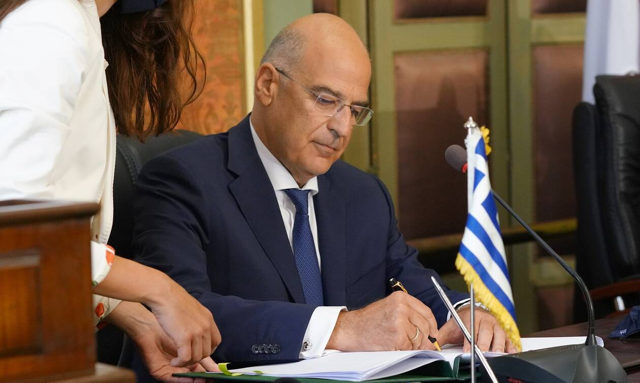 Δένδιας για ελληνοτουρκικά: Οι απειλές της Αγκυρας θα έχουν συνέπειες