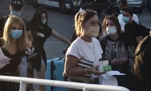 Κορονοϊός: Έλεγχοι σε Πειραιά και Ραφήνα σε όσους επιστρέφουν από διακοπές