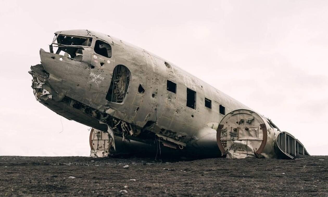 Εντοπίστηκε αεροπλάνο-φάντασμα που είχε συντριβεί πριν 35 χρόνια!