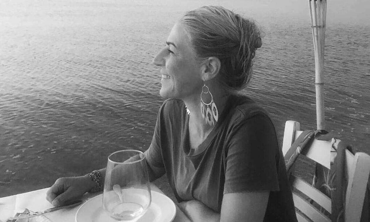 Θωμαΐς Ανδρούτσου: Η απίθανη στάση πάνω σε σανίδα! (Photos)