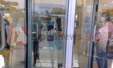 На Кипре задержан грабитель банка