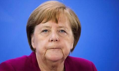 Γερμανία: Ανησυχητική η κατάσταση στη Μεσόγειο - Τι είπε η Μέρκελ σε Μητσοτάκη - Ερντογάν