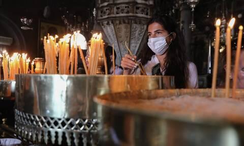 Κορονοϊός - Δεκαπενταύγουστος: Αυτά είναι τα μέτρα για τις εκκλησίες
