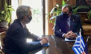 Συνάντηση Παναγιωτόπουλου - Πάιατ: Εκ νέου στήριξη της Ελλάδας από τις ΗΠΑ
