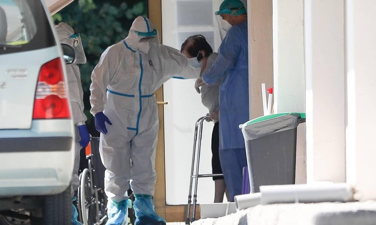 Κορoνοϊός: Και τρίτη νεκρή από το γηροκομείο στο Ασβεστοχώρι - Στους 223 οι νεκροί
