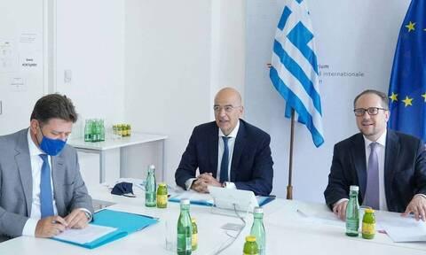 «Χαστούκι» στον Ερντογάν από το Συμβούλιο των ΥΠΕΞ: Πλήρης αλληλεγγύη της ΕΕ στην Ελλάδα