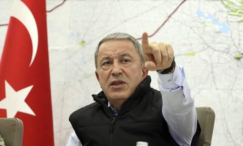 Εμπρηστικός ο Ακάρ: Καμία παρενόχληση στα πλοία μας δεν θα μείνει αναπάντητη