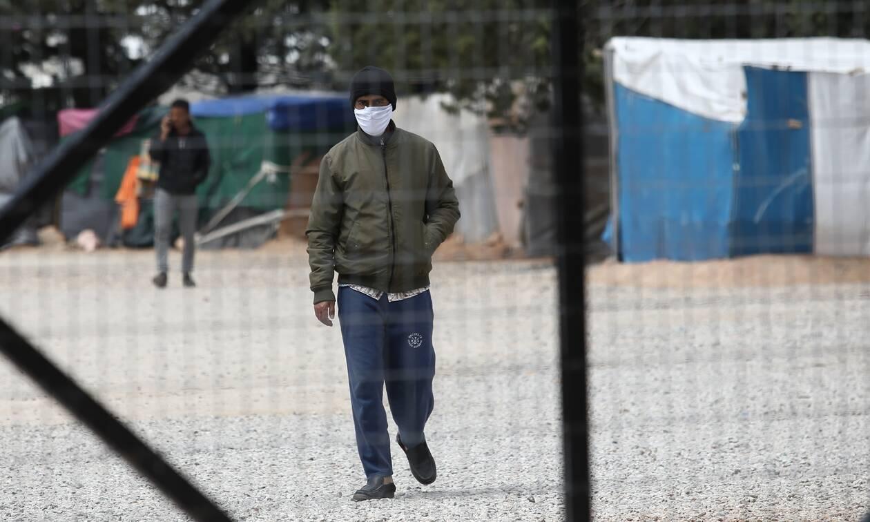 Κορονοϊός: Lockdown στη δομή φιλοξενίας μεταναστών της Δράμας και στο ΚΥΤ Ορεστιάδας