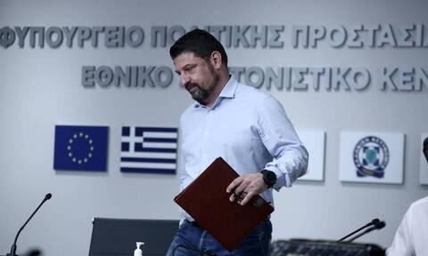 Κορονοϊός στην Ελλάδα - Χαρδαλιάς: Κρίσιμα τα επόμενα 24ωρα