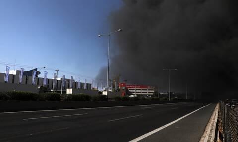 Φωτιά στη Μεταμόρφωση: Οδηγίες της Περιφέρειας για την προστασία των πολιτών