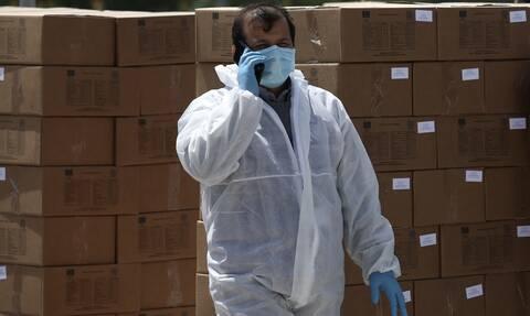 Κορονοϊός: Κατέληξε ηλικιωμένος από το γηροκομείο στο Ασβεστοχώρι - Στους 225 οι νεκροί