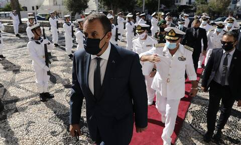 Παναγιωτόπουλος: Η Ελλάδα δεν λυγίζει, είναι πιο δυνατή απ' ό,τι πολλοί νομίζουν