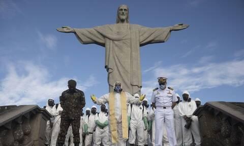 Βραζιλία: Ανοίγει για το κοινό το διάσημο άγαλμα του Χριστού του Λυτρωτή