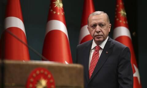 Ερντογάν: Δεν θα υποκύψουμε στην κλοπή της υφαλοκρηπίδας μας