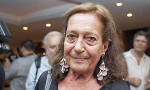 Θλίψη: Πέθανε η ηθοποιός Ειρήνη Ιγγλέση