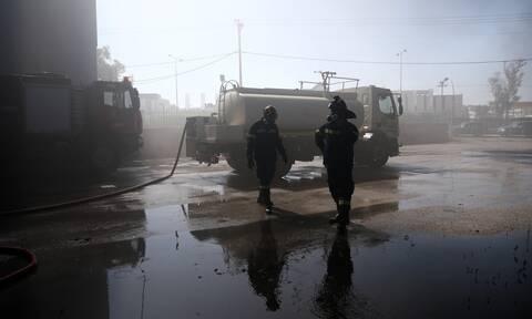 Φωτιά στη Μεταμόρφωση: Άνοιξε η Αθηνών - Λαμίας - Συνεχίζεται η μάχη της κατάσβεσης
