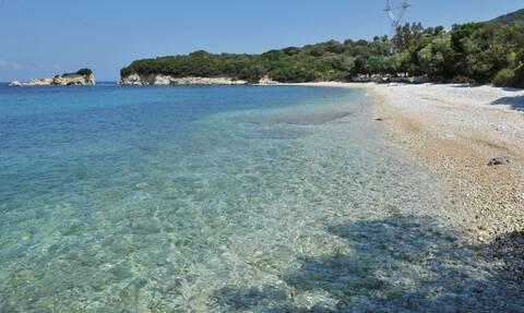 Σύβοτα: Πνίγηκε 21χρονος στη δημοφιλή παραλία «Πισίνα»
