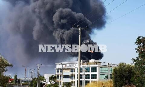 Δήμαρχος Μεταμόρφωσης: Να διερευνηθούν τα ακριβή αίτια της πυρκαγιάς