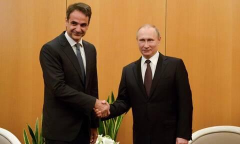 Πληροφορίες για παρέμβαση Πούτιν στα ελληνοτουρκικά