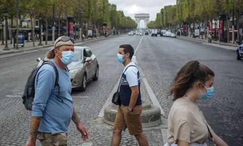 Γαλλία-κορονοϊός: Άνω των 3.000 τα νέα κρούσματα για δεύτερο 24ωρο