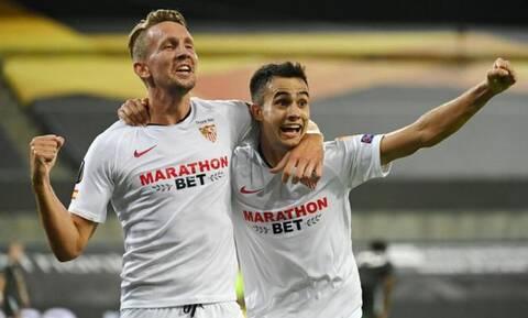Europa League: Στον τελικό με ανατροπή η Σεβίλλη (video)