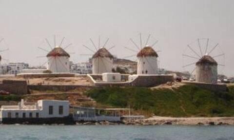Γιατί αποκαλούμε τη Μύκονο «νησί των ανέμων»;