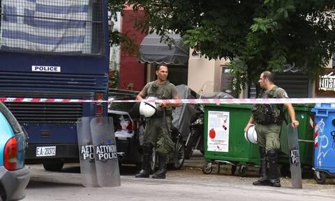 Θεσσαλονίκη: Επιχείρηση της ΕΛ.ΑΣ. σε υπό κατάληψη κτήριο