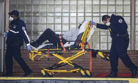ΗΠΑ Κορονοϊός: Ξεπέρασαν τους 170.000 οι θάνατοι εξαιτίας της πανδημίας