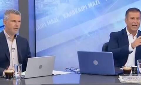 Σοκ στον ΑΝΤ1: Λιποθύμησε on air η παρουσιάστρια Κωνσταντίνα Κλοκοτάρα
