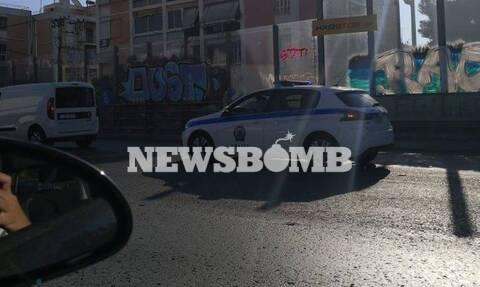 ΤΩΡΑ: Καραμπόλα στην Εθνική Οδό – Μεγάλες καθυστερήσεις