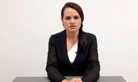 Тихановская заявила о готовности стать национальным лидером