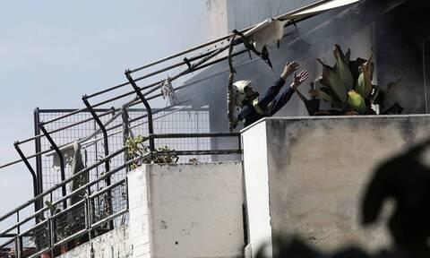Пожар в районе Кипсели унес жизни двух человек