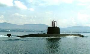 Турецкая подлодка вошла в территориальные воды Греции