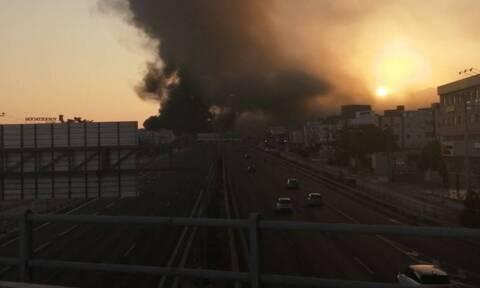 Τοξικό νέφος στην Αττική μετά τη φωτιά - Τι έδειξαν οι μετρήσεις ρύπων