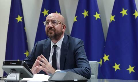 Μισέλ: Η Ανατολική Μεσόγειος στο επίκεντρο της επόμενης Συνόδου Κορυφής της ΕΕ