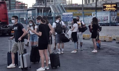 Κορονοϊός: Αυστηρούς ελέγχους στα λιμάνια για την τήρηση των μέτρων ζήτησε ο Πλακιωτάκης