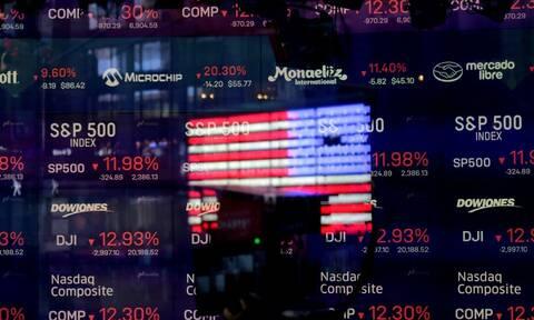 ΗΠΑ: Κλείσιμο χωρίς κατεύθυνση στη Wall Street – Νέο ιστορικό υψηλό του Nasdaq